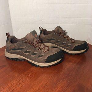 Columbia Men's Crestwood Waterproof Hiking Shoes